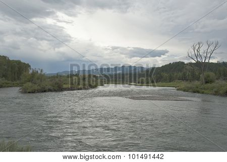 Snake River South Fork