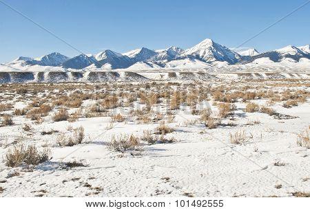 Lemhi Mountain Range