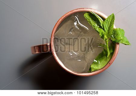 Moscow mule, also known as Vodka buck.