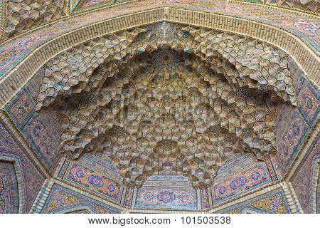 Shiraz Mosque Cells of heaven