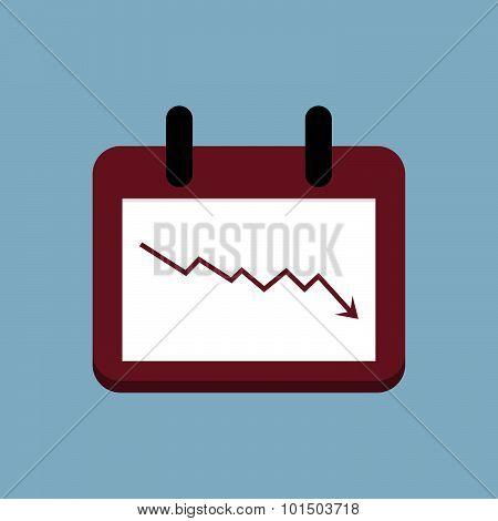 Stock Crisis With Calendar