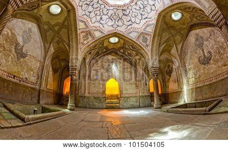 Shiraz Citadel room decoration