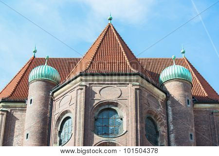 Frauenkirche , Munich Germany