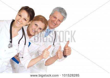 Nice three doctors