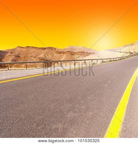 Meandering Road