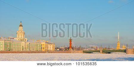 Winter St. Petersburg
