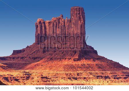 Monument Valley, Utah, USA.