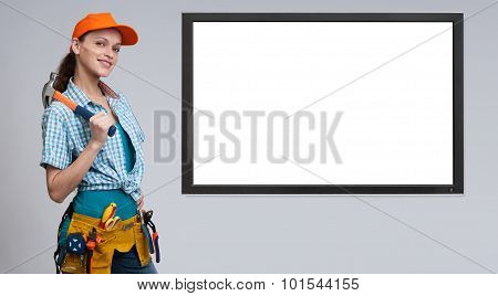 Female Manual Worker