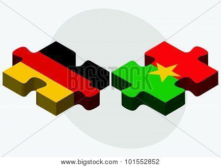 Germany And Burkina Faso