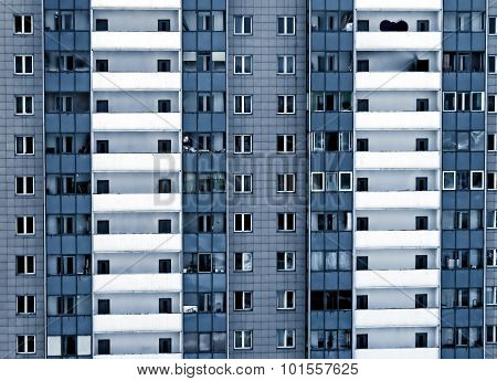 Windows Building Background