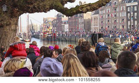 Sinterklaas Boat