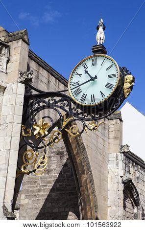 St. Martin Le Grand In York