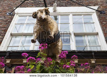 The Golden Fleece Public House In York