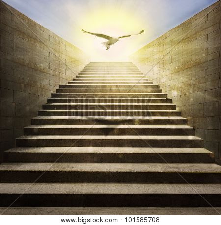 Stair To Heaven