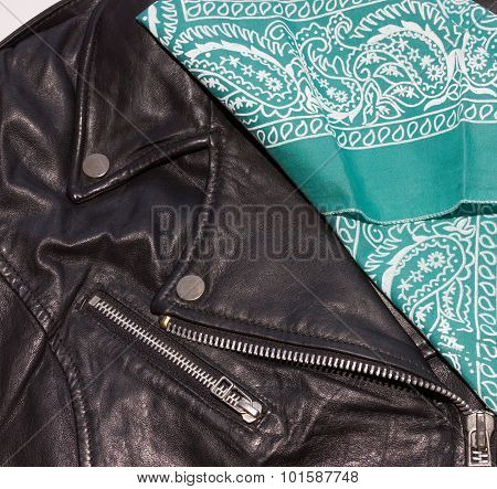 Rocker Leather Jacket 1