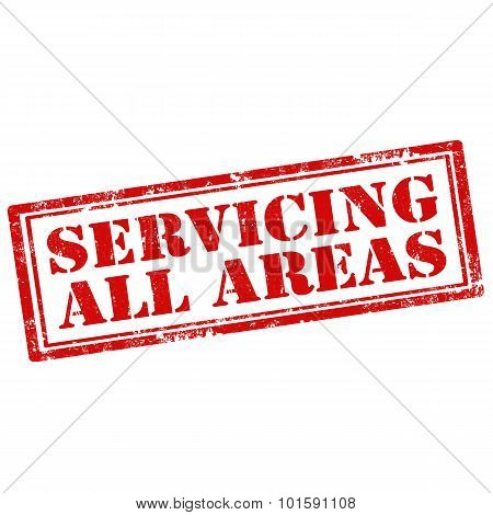 Servicing All Areas