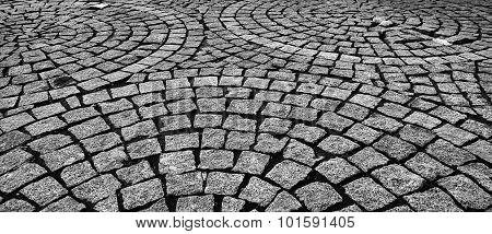 Pavement Texture Cubic Stone
