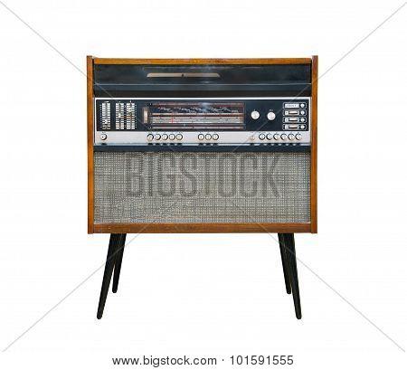 The Old Turntable, Radio. Soviet