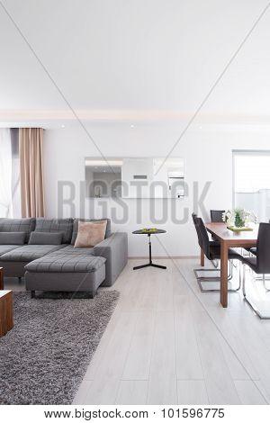 Lounge In Modern Desing
