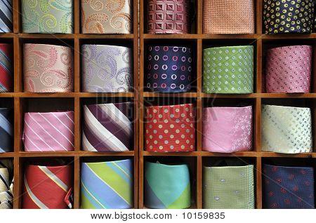Silk ties, Bellagio