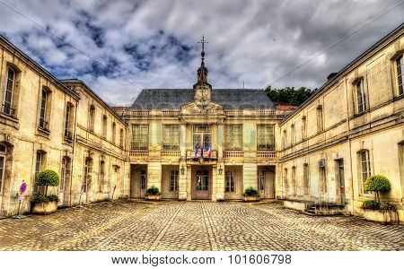 Town Hall Of Saintes - France, Charente-maritime