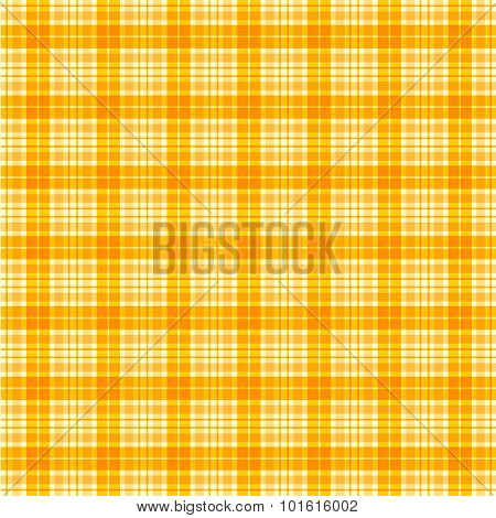 Fabric Orange, Loincloth Texture, Background Vector