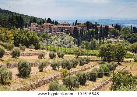 Beautyful Italian Town