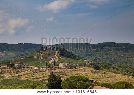 Chianti Farmhouses