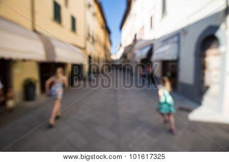 Running Away