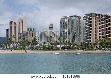Waikiki Lagoon
