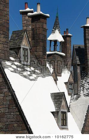 Mundo mágico de Harry Potter