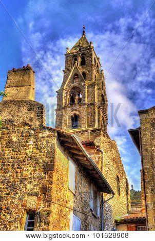 Cathedral Notre-dame Of Le Puy-en-velay - Auvergne, France