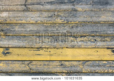 Old Weathered Hardwood Texture