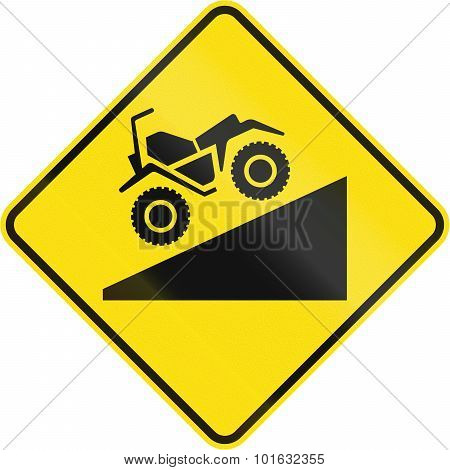 Steep Grade For Atvs In Canada