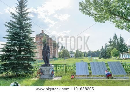 Mass Grave And Memorial To Soldiers Of The 16Th Lithuanian Klaipeda Red Banner Rifle Division