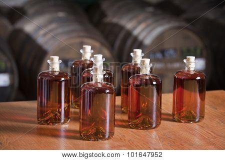 Bottled Liquor