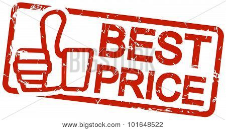 Red Stamp Best Price