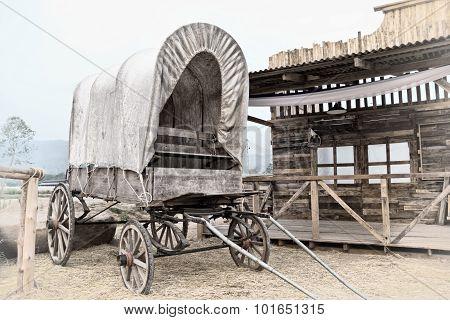 Wild West Cart