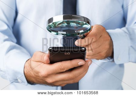 Searching On The Mobile Phone