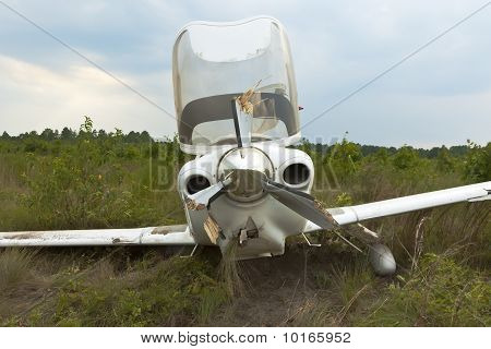 Small Airplane Crash