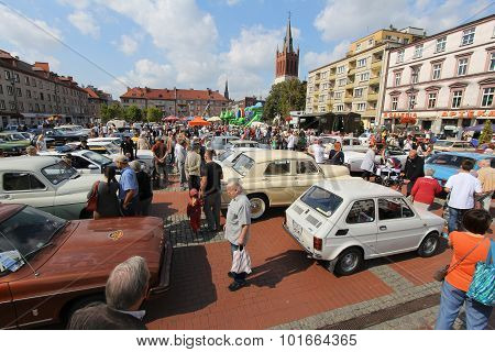 Historic Vehicle Rally