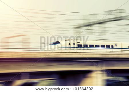 China high speed railway