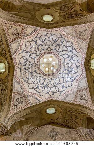 Citadel big room ceiling vertical