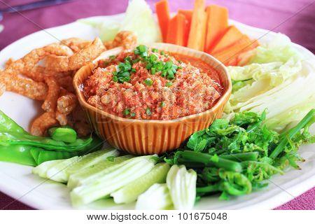 Chili Paste Thai Northern Style