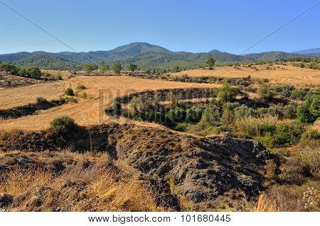 Cyprus, Troodos Mountains