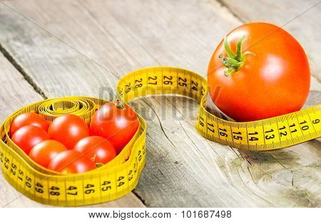 Tomatoes And Meter