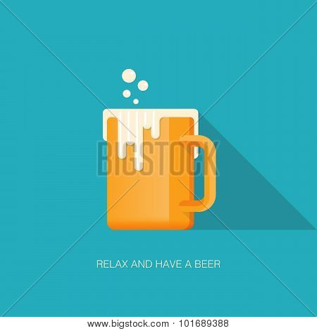 Relax And Have A Beer