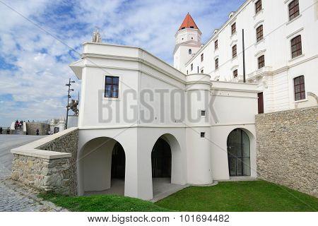 Bratislava Castle II
