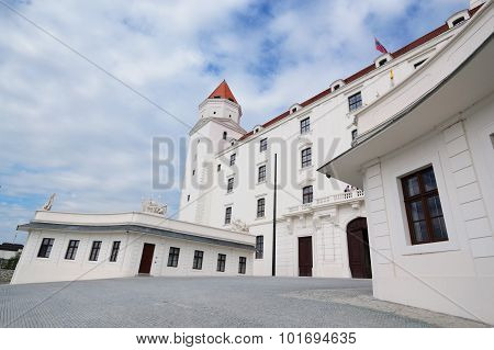 Bratislava Castle IV
