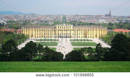 Schonbrunn Palace V